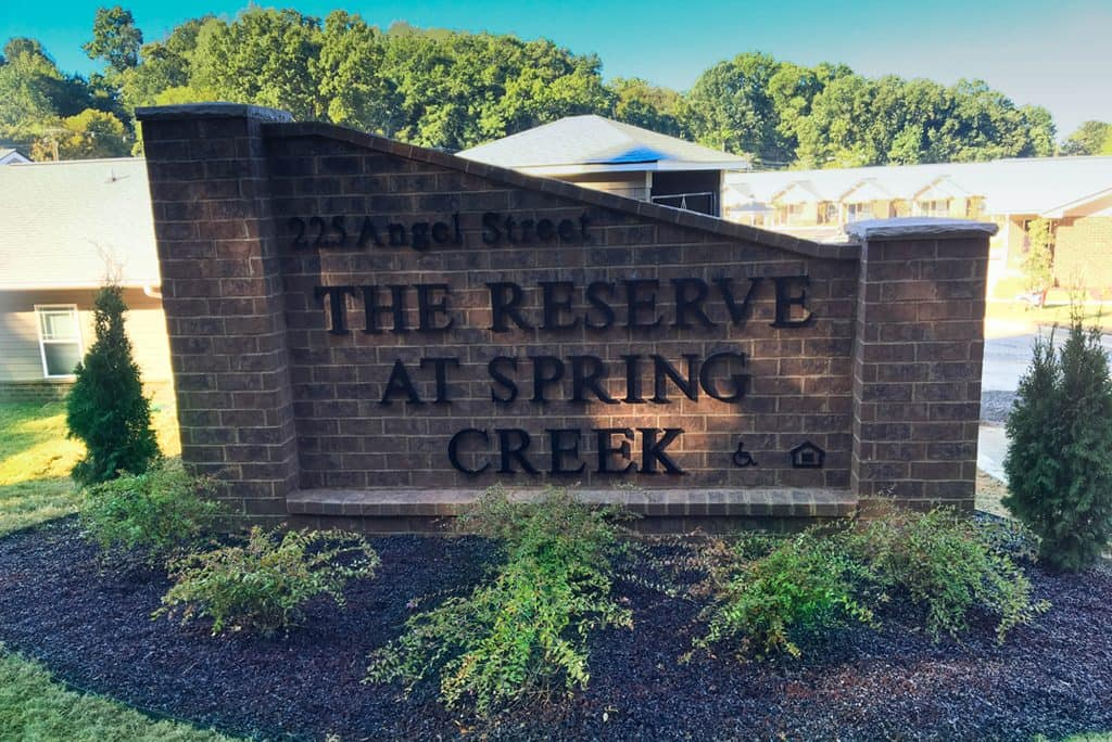 Reserve at Spring Creek