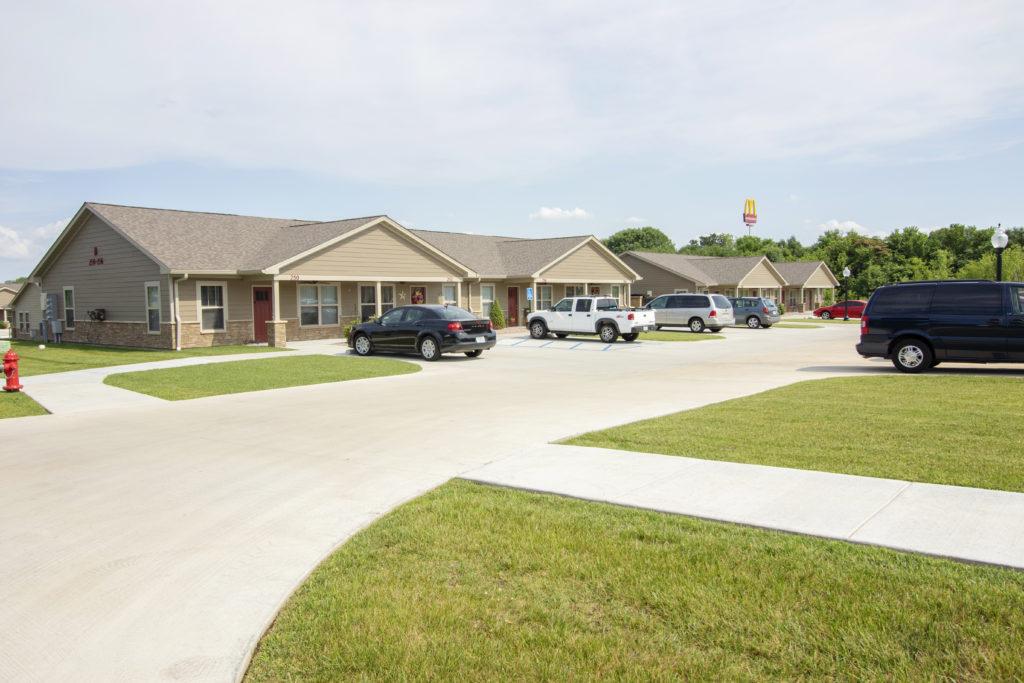 Pine Ridge, street view, affordable